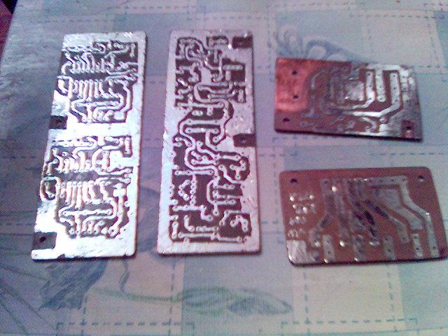 Схему простого транзисторного